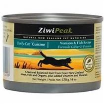 ZiwiPeak | Daily Cat Cuisine Can Venison & Fish
