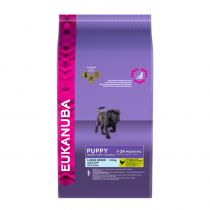 Eukanuba | PUPPY & JUNIOR Large Breed mit Huhn