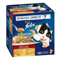 Felix | Sensations Saucen Surprise Multipack