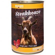 Fleischeslust   Steakhouse Ziege Pur 410g
