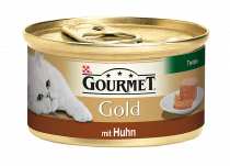 Gourmet | Gold Terrine mit Huhn