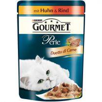 Gourmet | Perle Duetto di Carne mit Huhn & Rind