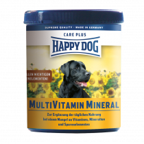 Happy Dog | Multivitamin Mineral