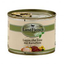 LandFleisch | Pur mit Lamm & Ente & Kartoffeln