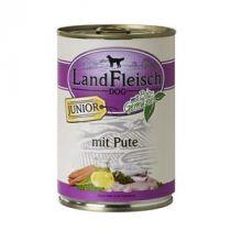 LandFleisch | Junior Pute mit Bio Gemüse