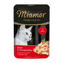 Miamor | Feine Filets Huhn & Tomate