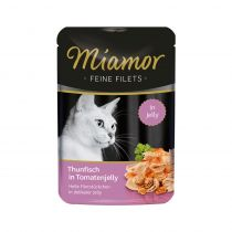 Miamor Feine Filets Thunfisch in Tomatenjelly