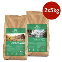 Müllers Naturhof | Natürlich Kaltgepresst Trockenfutter Sparpaket | 2 x 5 kg