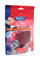 Dr. Clauder's | Selected Meat Prebiotics Rinderfilet Streifen