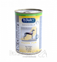 Dr. Clauder's | Selected Meat Sensible Huhn Pur