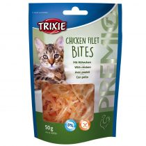 Trixie - Katzenkausnack - Premio Chicken Filet Bites