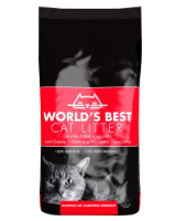 World's Best Cat Litter | Multiple Cat Clumping Formula