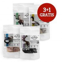 Wildcraft | Snackpaket Faserfleisch 4 x 50 g