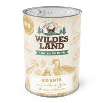Wildes Land | BIO Ente (getreidefrei)