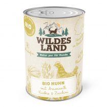 Wildes Land | BIO Huhn (getreidefrei)