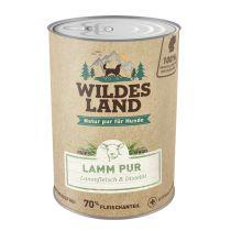 Wildes Land | Lamm PUR mit Disetlöl (getreidefrei)