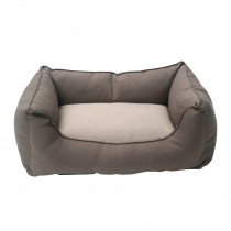 Wolters | Basic Dog Lounge mocca/sand