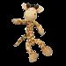 Kong | Braidz Giraffe - braun | Plüsch,braun 1