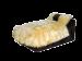 SILVIO DESIGN | Kuschelbett braun-beige | Plüsch,braun 1