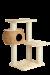 SILVIO DESIGN | Cestino | Plüsch,beige 1