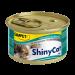 Gimpet | ShinyCat Hühnchen mit Garnelen | Glutenfrei,Geflügel,Meeresfrüchte,Nassfutter 1