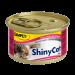 Gimcat | ShinyCat Hühnchen mit Krebsen | Geflügel,Meeresfrüchte,Nassfutter 1