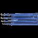 Trixie   Premium Leine   Nylon,blau 1