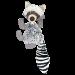 Trixie | Waschbär | Stoff,grau 1