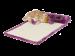 Trixie | My Kitty Darling Kratz- und Spielteppich | Sisal,lila 1