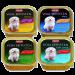 Animonda | Vom Feinsten Mix 2 Megapack | Light,Geflügel,Fisch,Kalb,Rind,Schwein 1