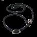 Wolters | Moxonleine K2 in Schwarz | Nylon,schwarz 1
