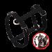 Wolters   Geschirr Professional für Mops & Co in Schwarz   Nylon,schwarz 1