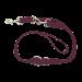 Wolters | Führleine Basic Standard in Brombeer | Nylon,lila 1