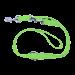 Wolters   Führleine Basic Standard in Lime   Nylon,grün 1