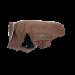 Wolters | Outdoorjacke Jack in Braun für Mops & Co | Nylon,braun 1