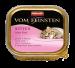 Animonda | Vom Feinsten Kitten Baby Paté | Mix,Schwein,Rind,Geflügel,Fisch,Nassfutter,Schälchen 1