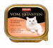 Animonda | Vom Feinsten Kastrierte Katzen Pute & Lachs | Fisch,Geflügel 1