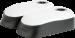 Trixie | Futterautomat TX2 granit schwarz | Kunststoff,schwarz,weiß 1