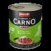 Animonda | GranCarno Junior Huhn & Kaninchen | Glutenfrei,Getreidefrei,Kaninchen,Rind,Geflügel 2