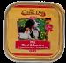 Classic Dog   Schale Rind & Lamm   Rind,Lamm,Schälchen,Nassfutter 1