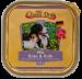 Classic Dog | Schale Ente & Kalb | Rind,Geflügel,Mix,Schälchen,Nassfutter 1