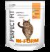 Perfect Fit | Katze In-Form reich an Huhn | Light,Geflügel,Trockenfutter 1