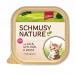 Schmusy | Nature Kitten mit Kalb, Geflügel & Pasta | Rind,Geflügel,Nassfutter,Schälchen 1