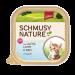 Schmusy   Nature Kitten mit Lachs, Lamm & Reis   Lamm,Fisch,Nassfutter,Schälchen 1