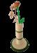 SILVIO DESIGN | Flower | Sisal,grün 1