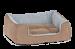 SILVIO DESIGN | Cooper | Fleece,Kunststoff,braun 1