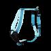 Wolters   Geschirr Professional Comfort in Aqua/Azur   Nylon,türkis,blau 1