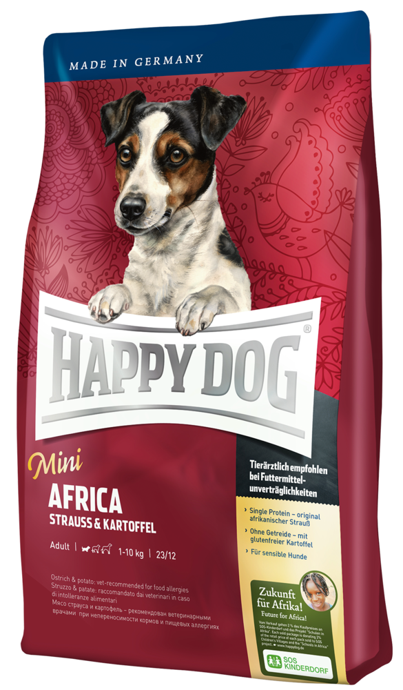 Happy Dog | Mini Africa | 4 kg