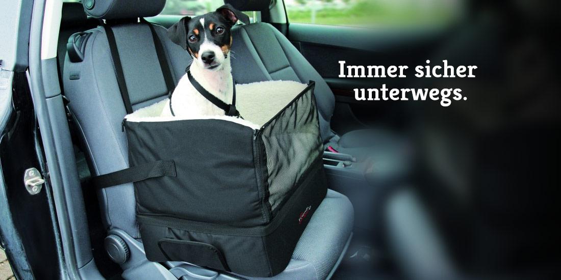 Hundetragetaschen & Hundetransportboxen