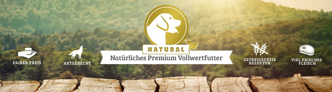 Hundeland Natural Hundefutter